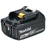 Makita 197599-5 Akku-BL1830B Li 18,0V 3Ah, 3 W, 18 V, Schwarz