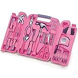 Diluma Werkzeugkoffer Frauenpower 149 teiliges Werkzeugset in Pink - originelle Geschenkidee fr Frauen