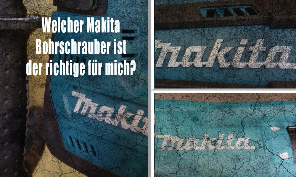 Makita Bohrschrauber