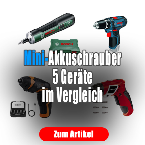Artikel Mini-Akkuschrauber