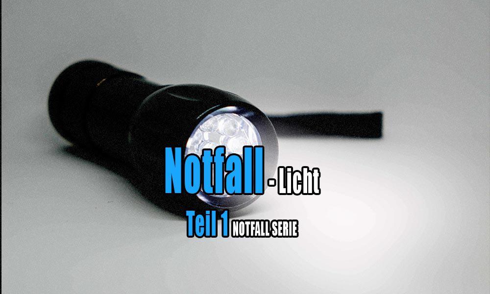 Notfall Licht Notfall Serie